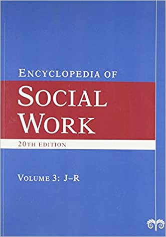 The Encyclopedia of Social Work (4 Volume Set) written by Terry Mizrahi