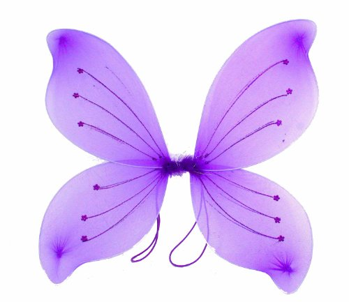 "16""x18"" Fairy Wings Butterfly Costume - Purple"