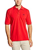 THE INDIAN FACE Polo (Rojo)
