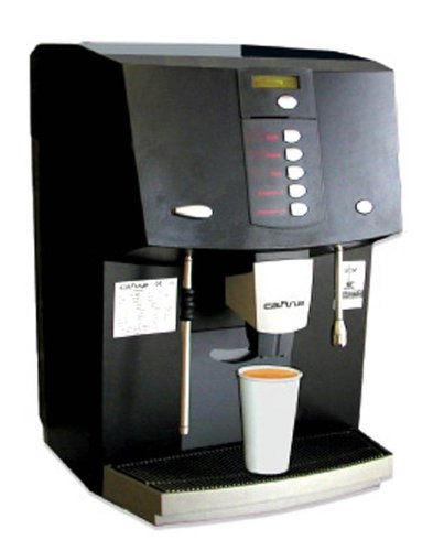 Cafina C5 Automatic Commercial Espresso Cappuccino Coffee Machine Ch 5502