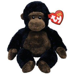 Imagen de Ty Beanie Baby Congo - Gorilla