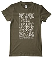 Tarot Card Series - Wheel of Fortune American Apparel T-Shirt