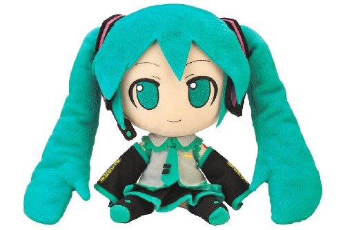 Gift Nendoroid Vocaloid Plush Doll Series 01: 10″ Hatsune Miku image