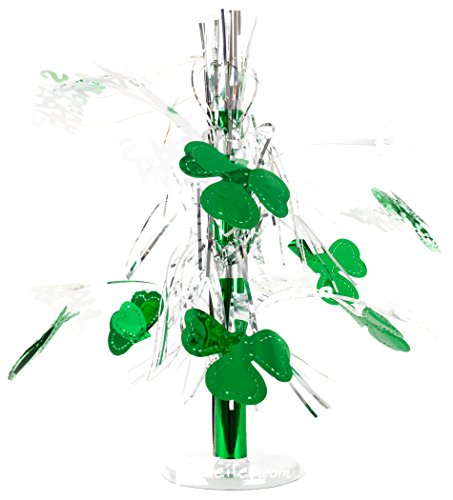 One Large St. Patricks Day Theme Centerpiece Dangler