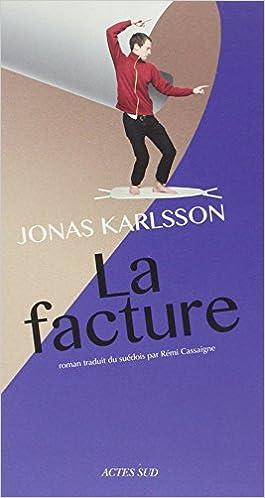 La facture de Jonas Karlsson