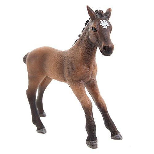 Schleich Camargue Foal Toy Figure - 1