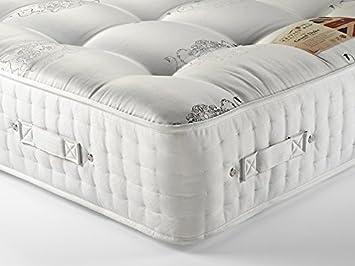 British Bed Company The Grand Duke (Medium) 6' Super King Mattress