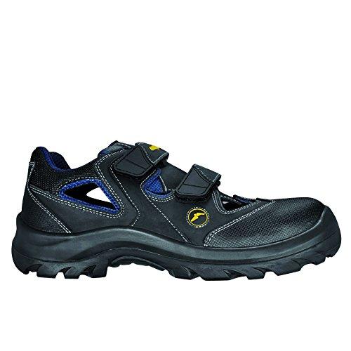 'Goodyear Chaussures De Sécurité/– SRC –/Sandales–Sans métal S1P Chaussures de travail «gyshu8500Noir