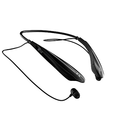 LG Electronics Tone Ultra (HBS-800) Bluetooth Stereo Headset - Retail Packaging