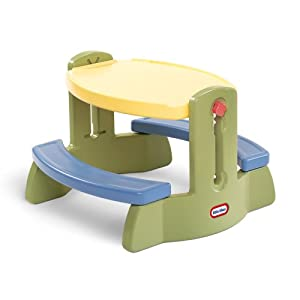 Amazon Little Tikes Adjust N Draw Table Toys & Games