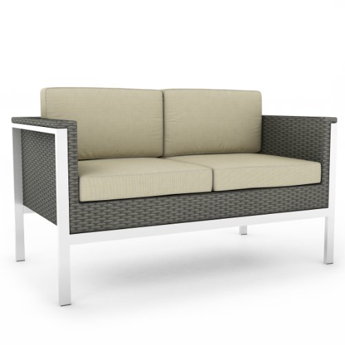 Sonax S-605-SLP Lakeside Sofa in River Rock Weave picture