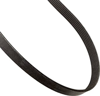 "Goodyear Engineered Products Poly-V V-Belt, J Profile, Ribbed, 6 Rib, 0.092"" Width"