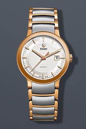 Rado Centrix Two-tone Ladies Watch R30954123