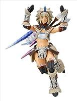 カプコンフィギュアビルダー アクションモデル モンスターハンター キリンシリーズ 女・剣士 (可動フィギュア)