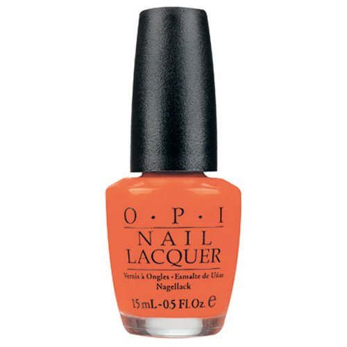OPI ネイルラッカー B39 15ml ATOMIC ORANGE
