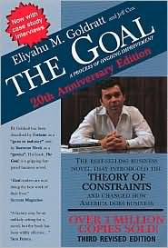 The Goal 3th (third) edition Text Only