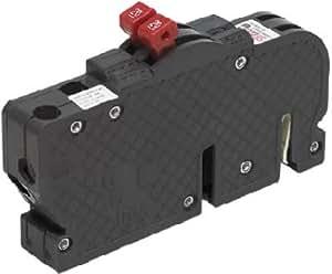Connecticut Electric UBIZ1515 Zinsco Circuit Breaker, Two-1-Poles 15-Amp Thin Series