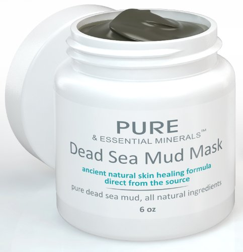 Dead Sea Mud Face Mask - Ancient Natural Facial