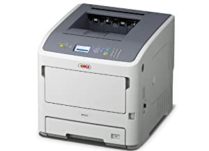 Oki B721dn A4 Mono Laser Printer
