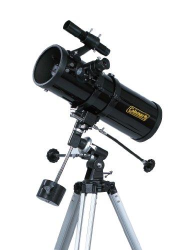 Coleman Cdb1145Eq1 500X114 Telescope