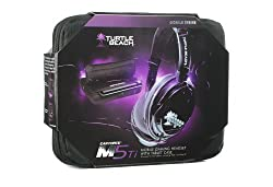TurtleBeach Earforce M5Ti Mobile Gaming Headset and iPad Tablet Case **Exclusively on Sunday Electronics**