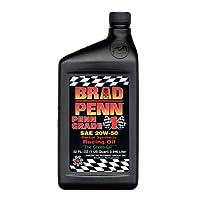Best synthetic motor oil brad penn penn grade 1 20w50 for Top 1 motor oil review