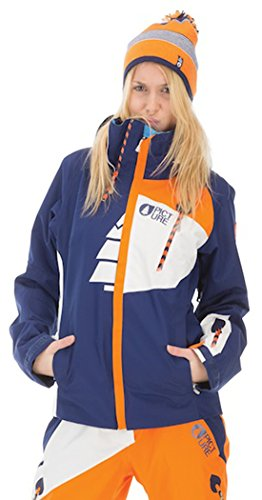 Picture Women's Feeling 2 Ski Snowboard Jacket Dark Blue W.vt.018 Large