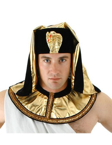 Egyptian Headpiece Halloween Costume - 1 size