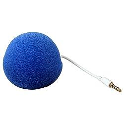 Zeus Audio Dock Ball Speaker - Blue