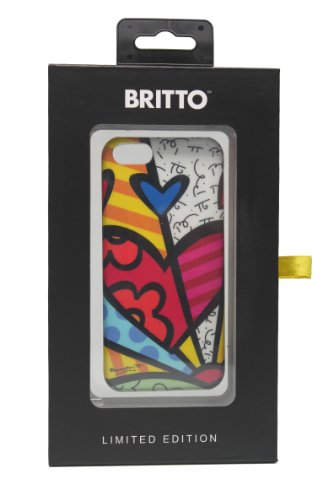 Best Price BRITTO Premium Case for iPhone 5 - A New Day