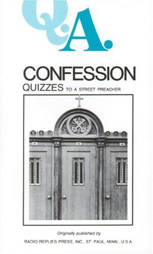 Confession Quizzes089555139X