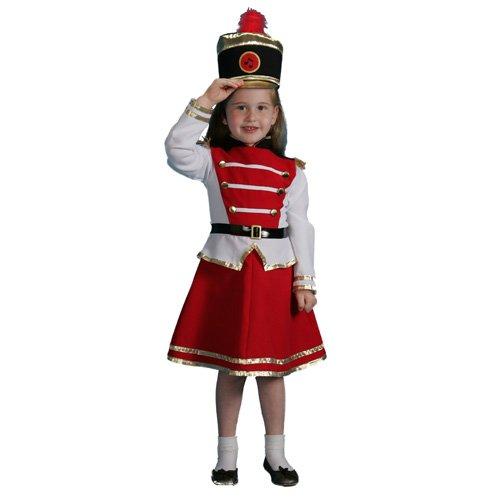 dress-up-america-502-t4-majorette-bambini-3-4-anni-multicolore
