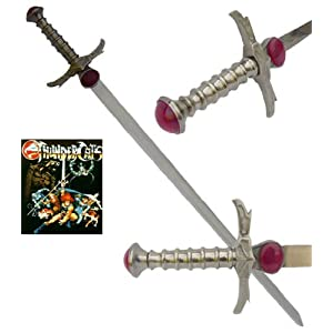 Thunder Cats Sword Omens on Amazon Com  Thundercats   Liono S Sword Of Omens 34   Everything Else