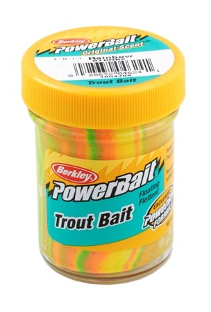 Biodegradable Trout Bait