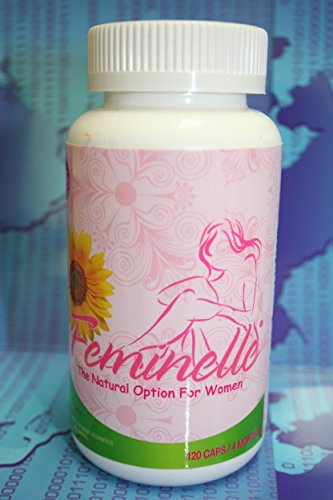 Feminelle 120 capsules 2 month supply Natural Menopause Relief