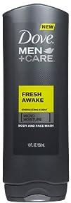 Dove Men + Care Body and Face Wash, F…