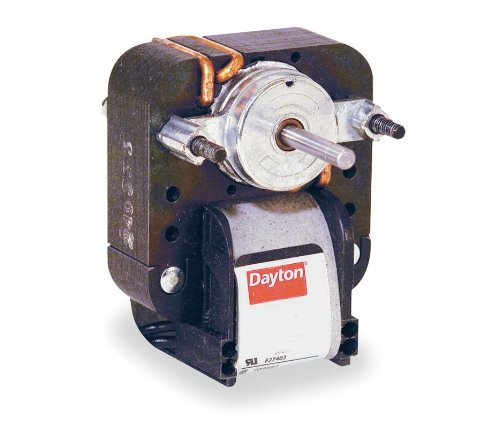 Dayton Electric C-Frame Fan Motor 1/70Hp 3000Rpm 115 Volts Model4M079