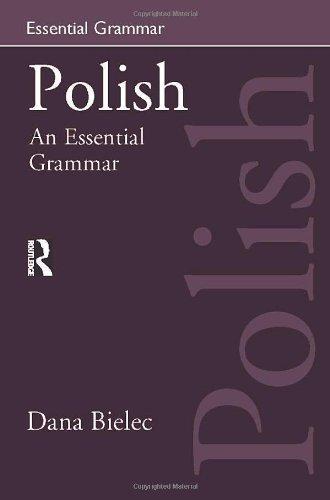 Polish:An Essential Grammar (Essential Grammars)