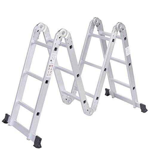 how to make foldable ladder