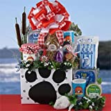 Purr-fectly Spoiled Cat Gift Basket : Basket Theme GET WELL SOON : Bow Style Elegant Hand Tied Bow