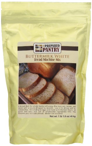 bread machine packaged mixes