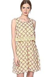 Honey by Pantaloons Women's Dress_Size_M