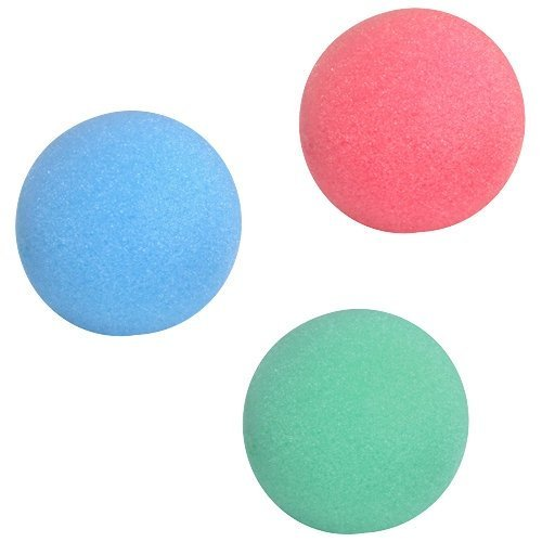 US Toy 1 Dozen Foam Balls,colors may very - 1