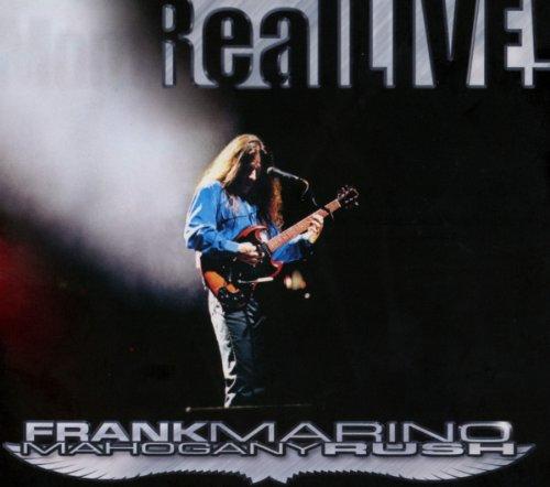 Frank Marino & Mahogany Rush - Real Live!