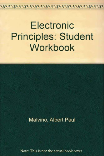 Electronic Principles: Student Workbook