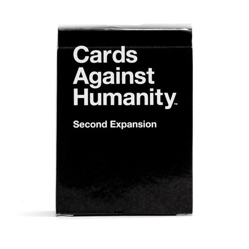 Cards Against Humanity: Second Expansion parallel import goods (japan import)