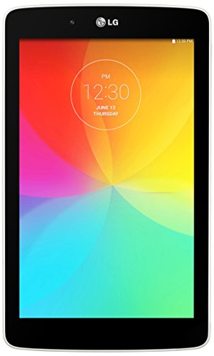 LG Electronics E7 LGV400W 7-Inch 8 GB Tablet (White)