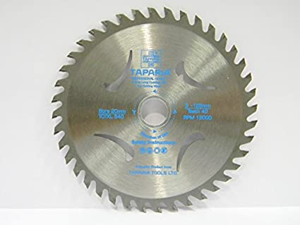 TCTXL 540 Circular Saw Blade (125mm)