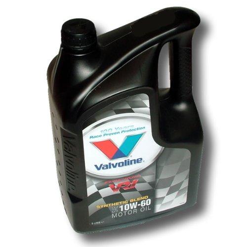 Motoröl Valvoline VR1 Racing® 10W-60 5 Liter