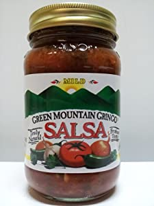 Green Mountain Gringo Mild Salsa -- 16 fl oz